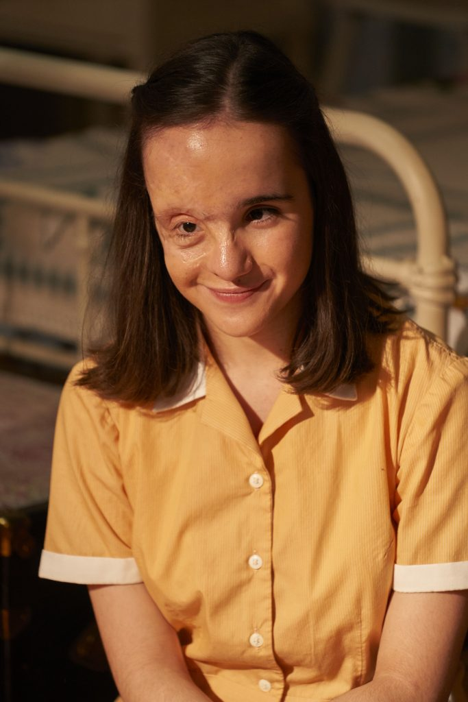 Beth Bradfield as Jean in Malory Towers.
