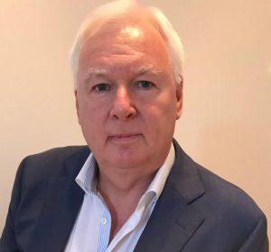 David Clayton, Trustee, portrait photo
