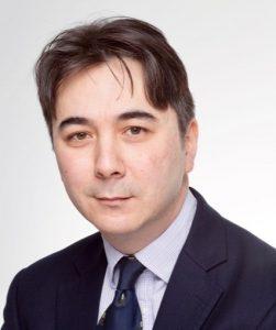 Nicholas Lee, Trustee, portrait photo