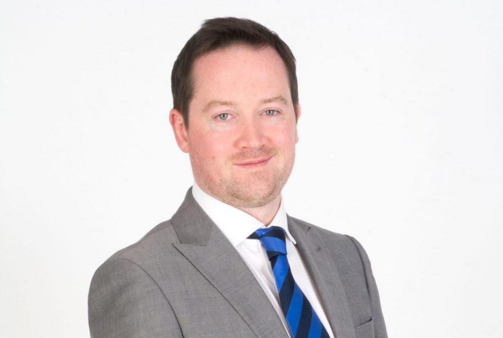 Headshot of John Ashcroft, Changing Faces trustee