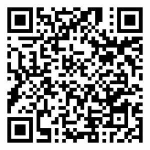 QR code to chat to Changing Faces on WhatsApp